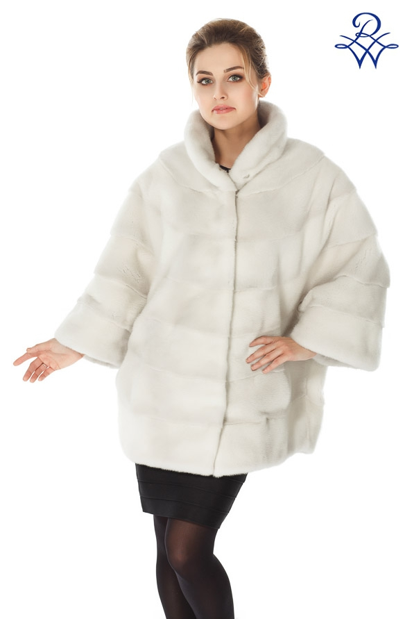 Куртка меховая женская 2