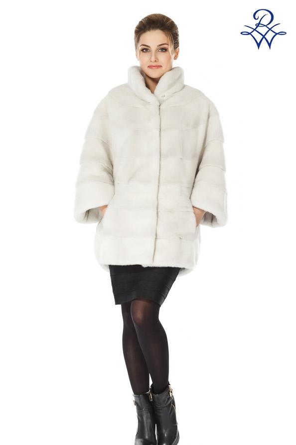 Куртка меховая женская 36