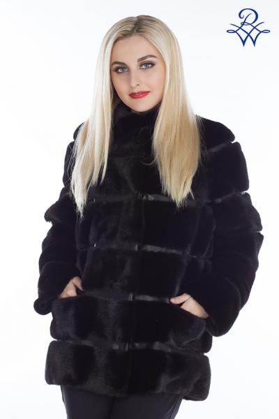 Норковая куртка Москва